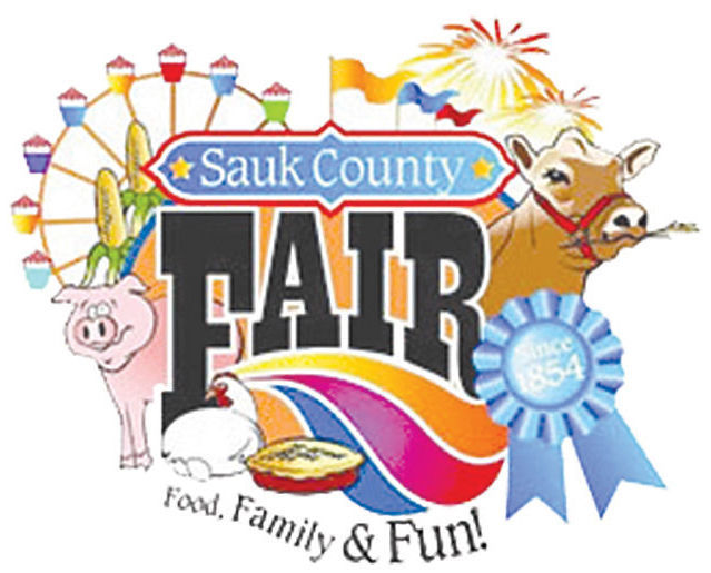 Sauk County Fair logo