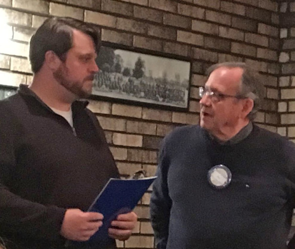 Portage Rotary welcomes new member