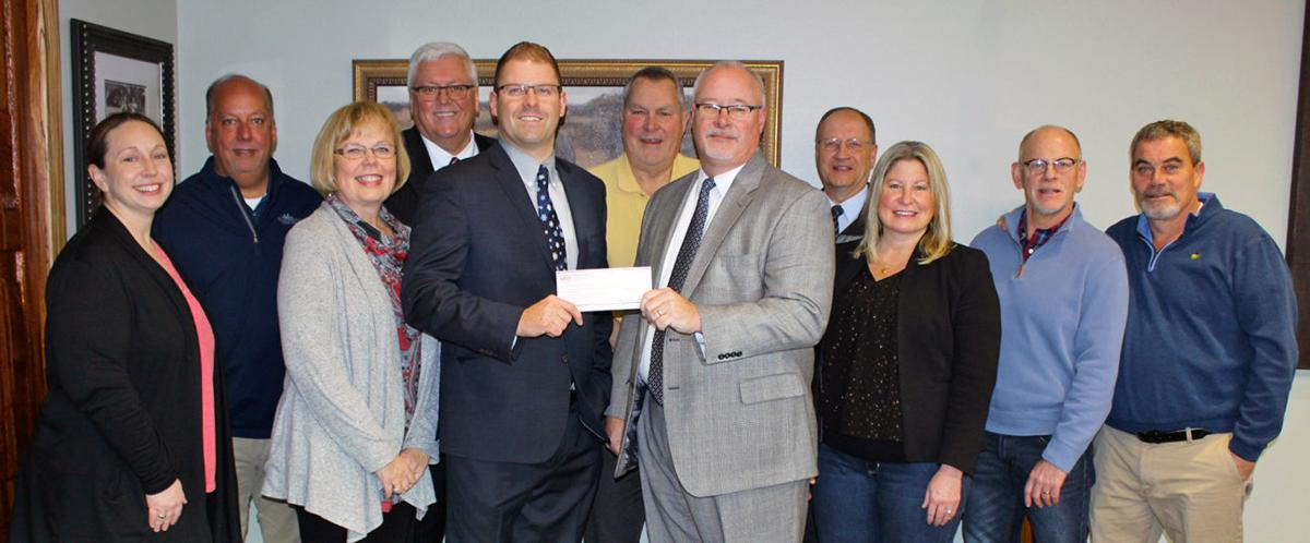Bank continues support for education foundation