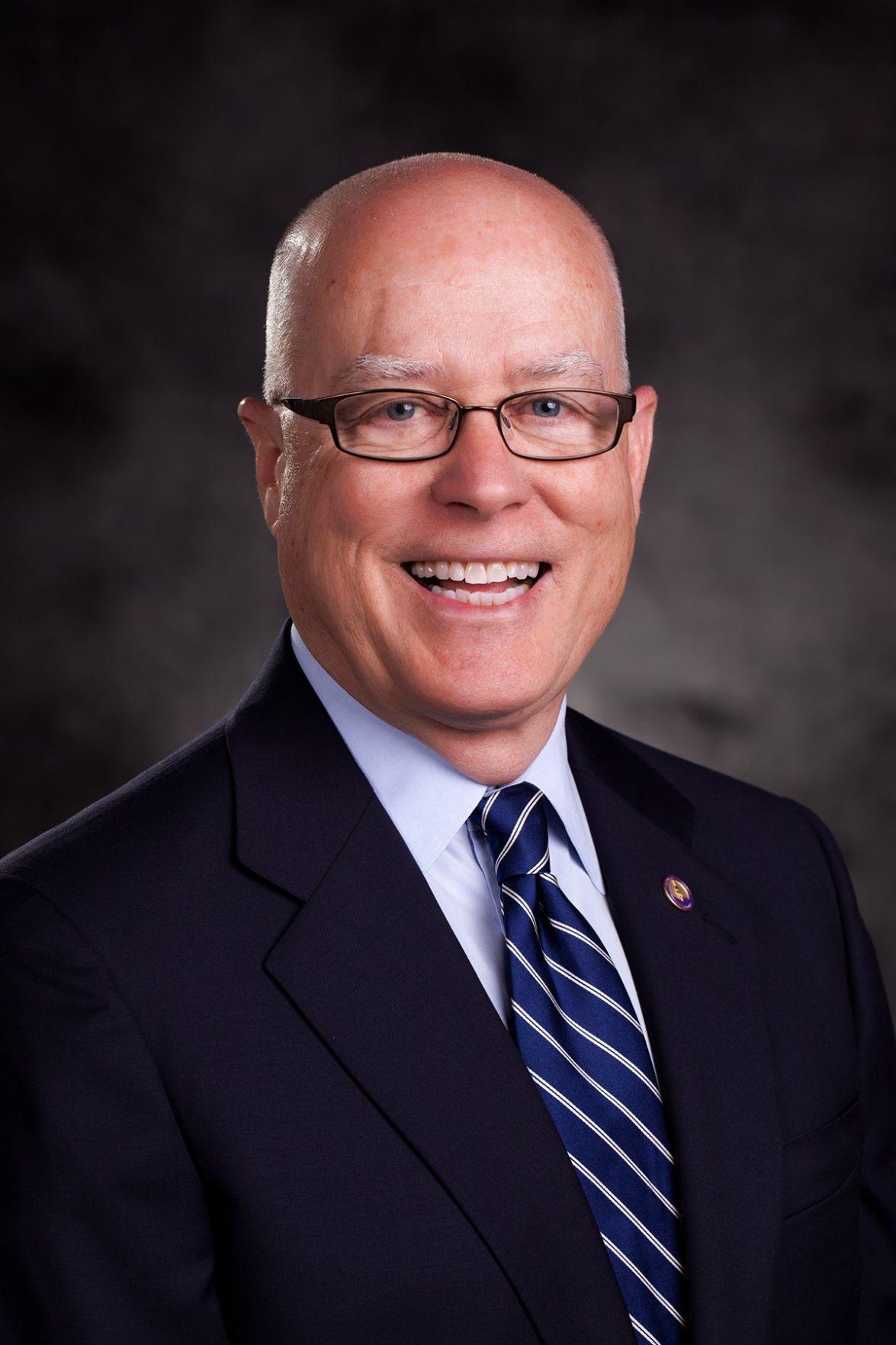 Chancellor Bernie Patterson