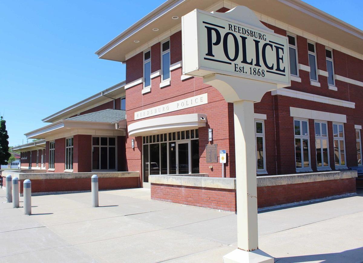 Reedsburg Police Station