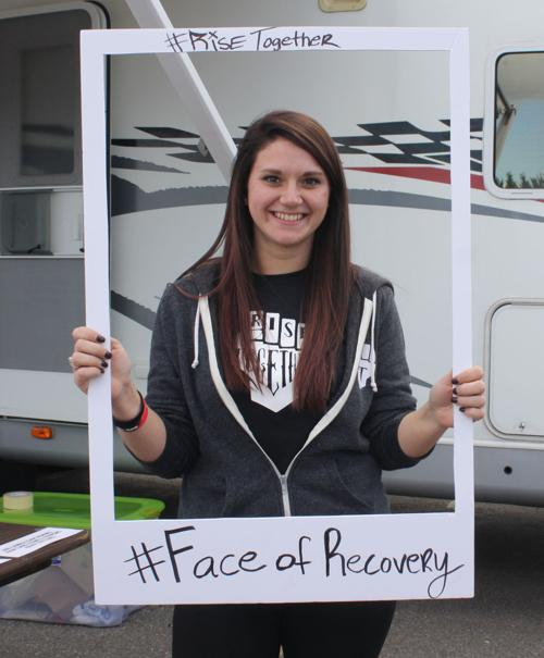 FACE OF RECOVERY