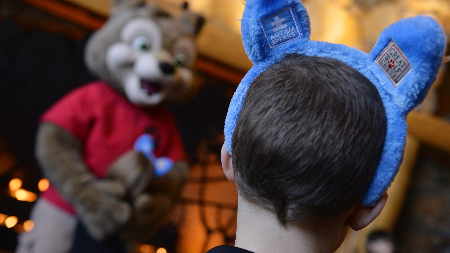Great Wolf Lodge raising funds for World Autism Month