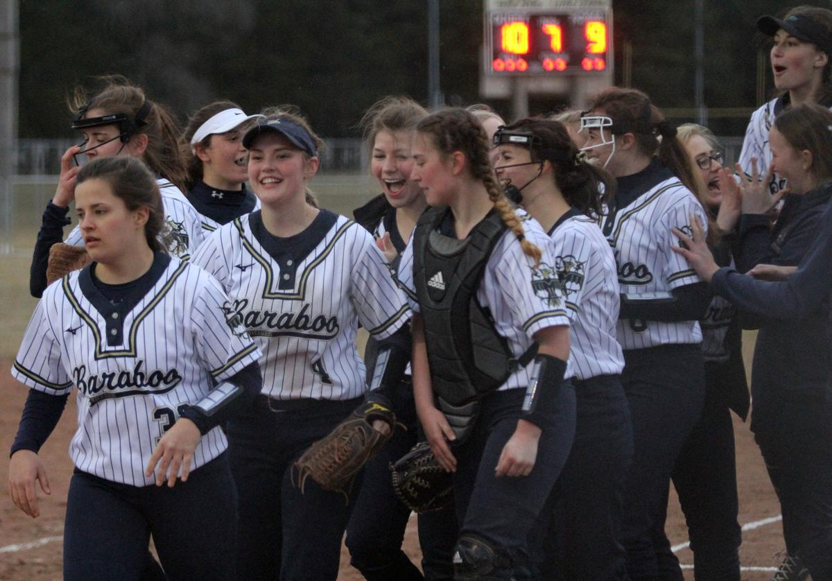 Baraboo softball