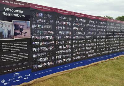 Vietnam exhibits featured at Beaver Dam's Nation of Patriots celebration