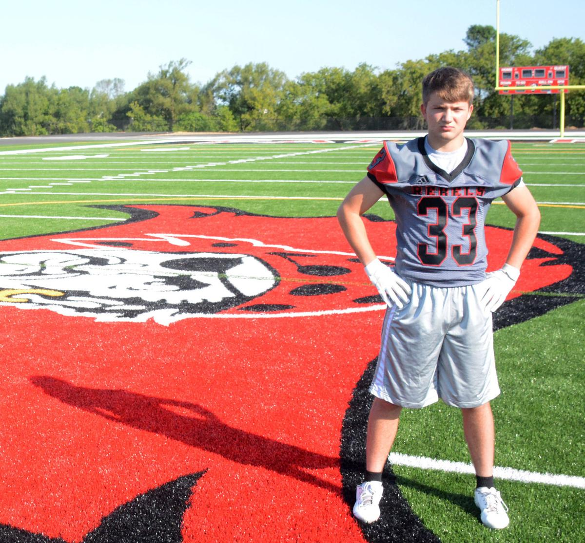 FOOTBALL: Area Players to Watch Series: Dylan Foulkes, Sr., Fall