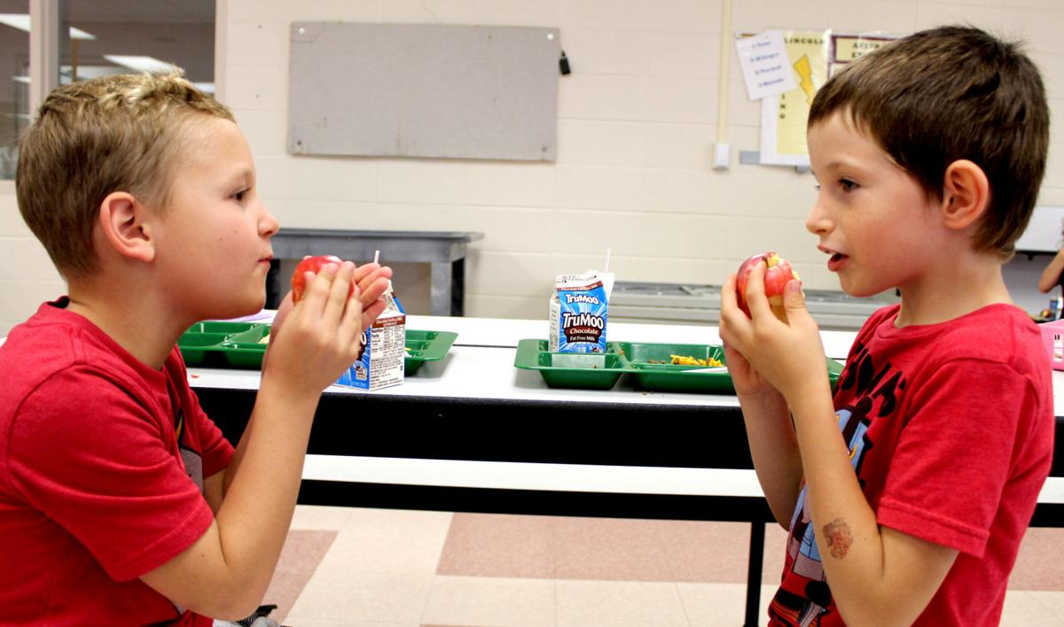Beaver Dam students celebrate local farmers with a tasty treat