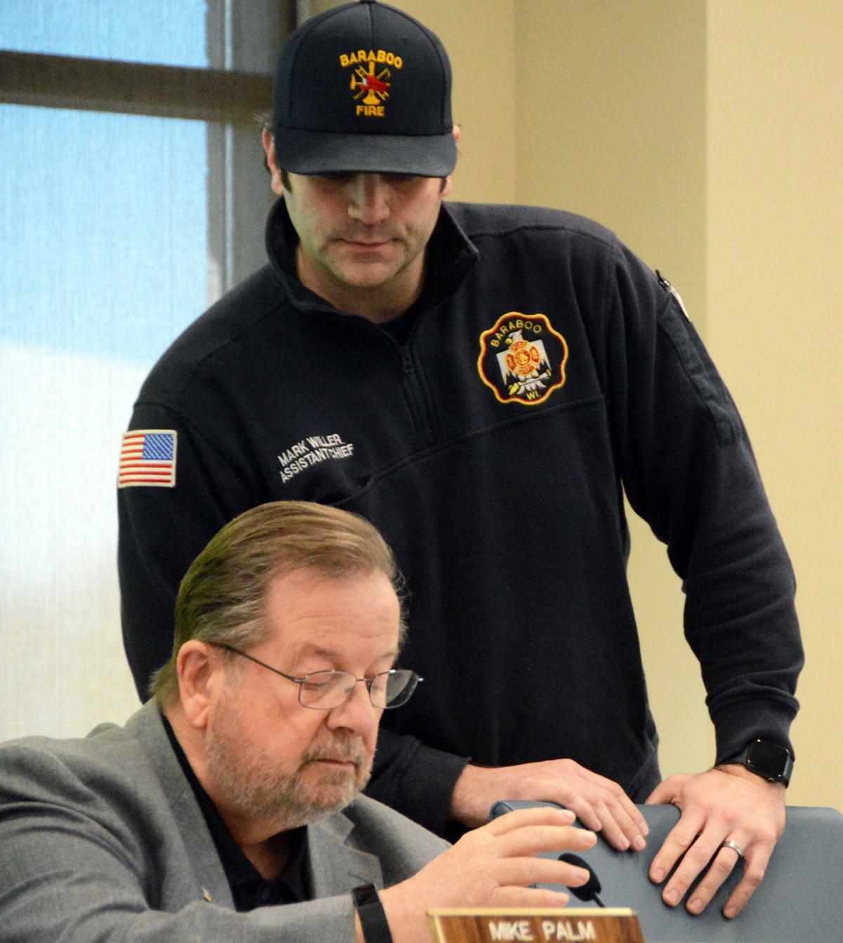 Mayor Mike Palm (copy)