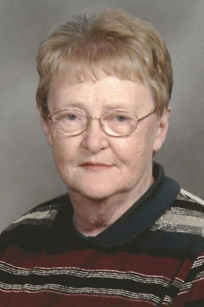 Preuss, Ruth Mary