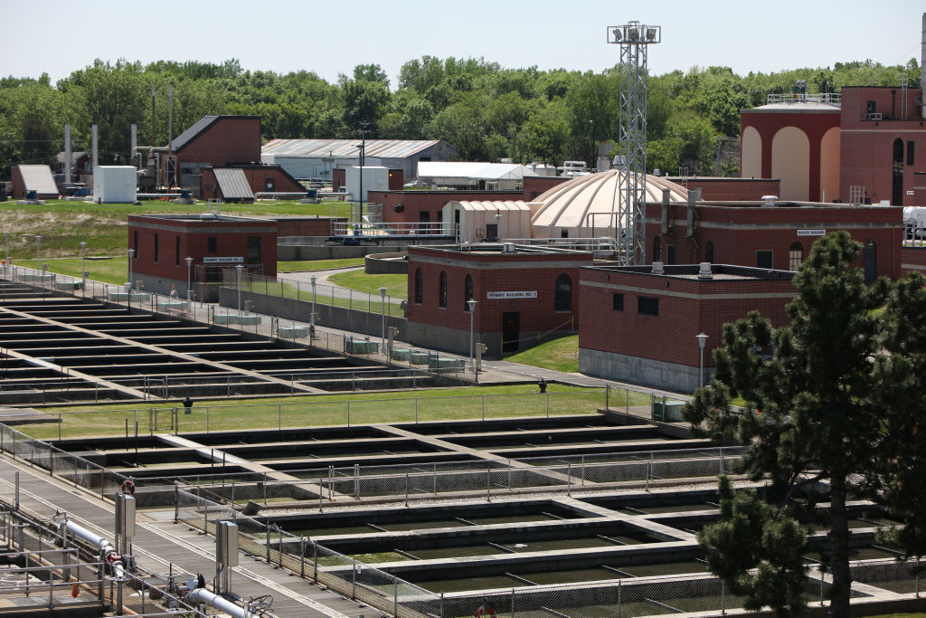 Nine Springs Wastewater Treatment Plant (copy)