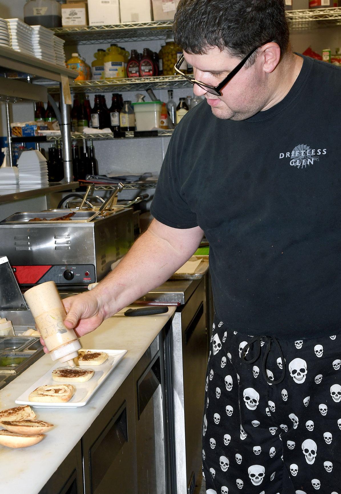 Driftless Glen Chef Dave Fronczek