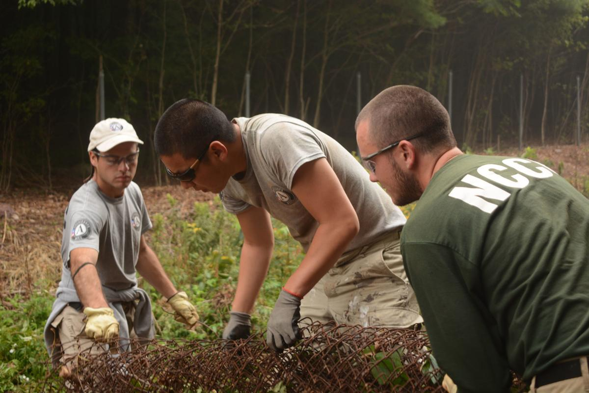 AmeriCorps National Civilian Community Corps