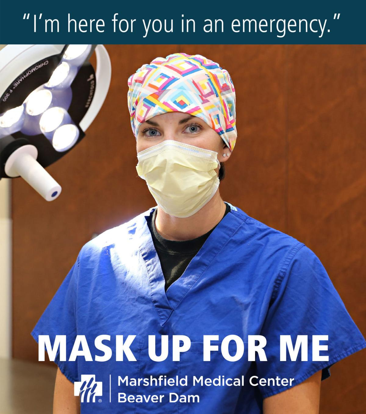 Mask up campaign launched