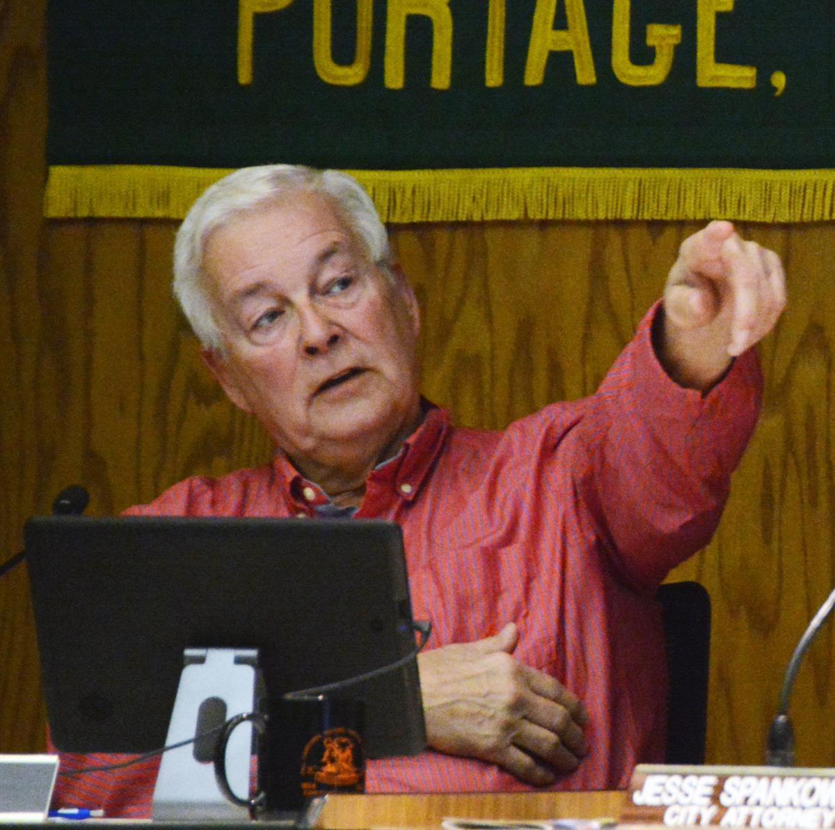 Portage Plan Commission-Rick Dodd