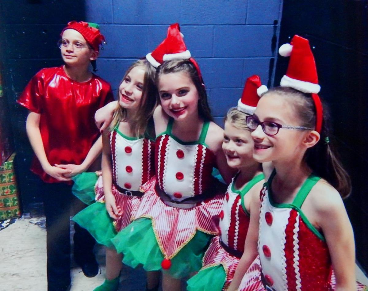 Dells Dance Center holds recital, toy drive