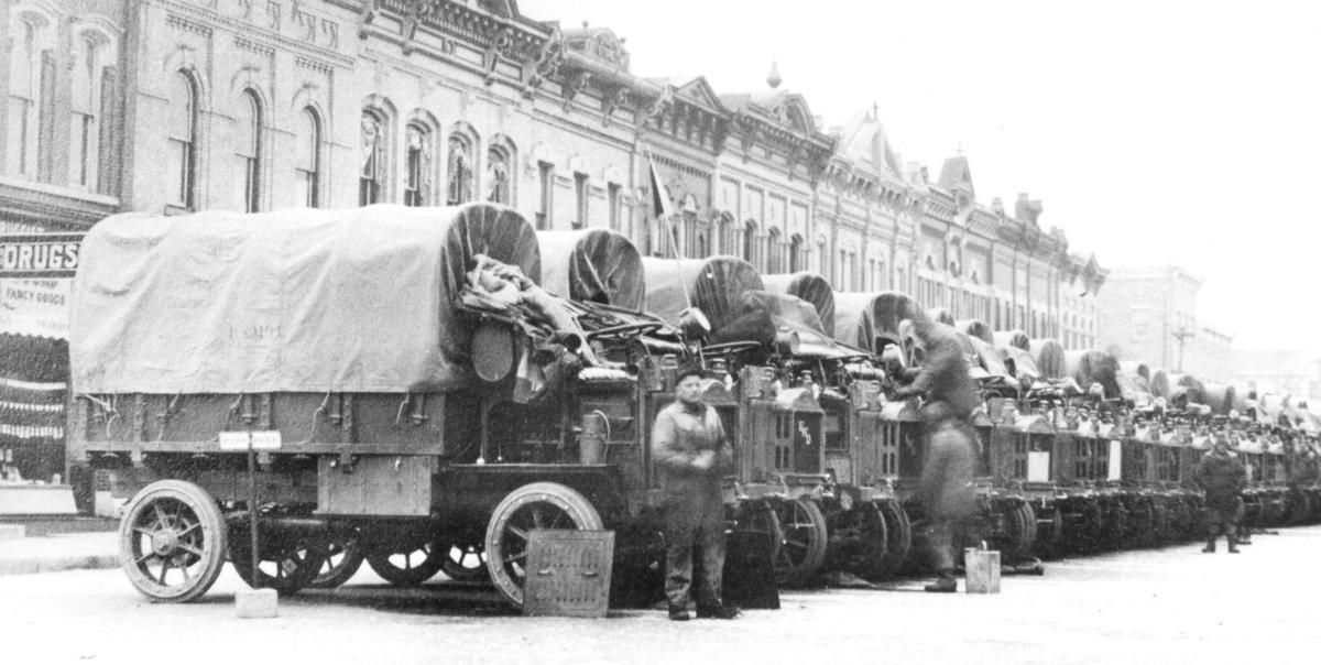 WWI Reedsburg