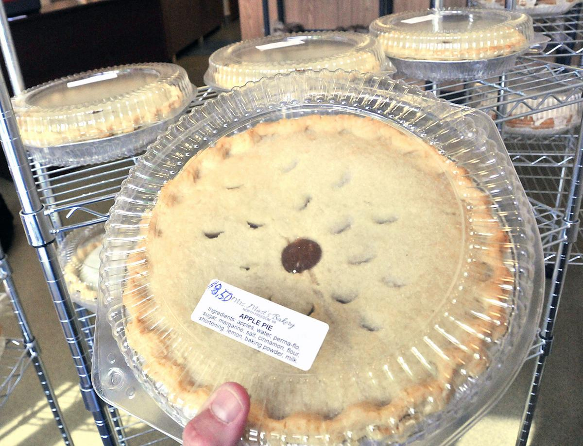 Pies And Other Baked Goods Are Available Three Days A Week At Mrs Masts Bakery In North Freedom