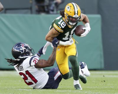 Jake Kumerow - Packers vs. Texans
