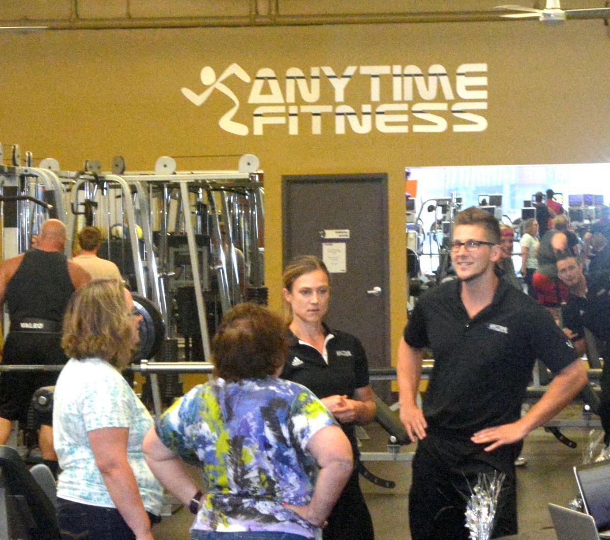 Anytime Fitness Unveils 200 000 Renovation News Wiscnews Com