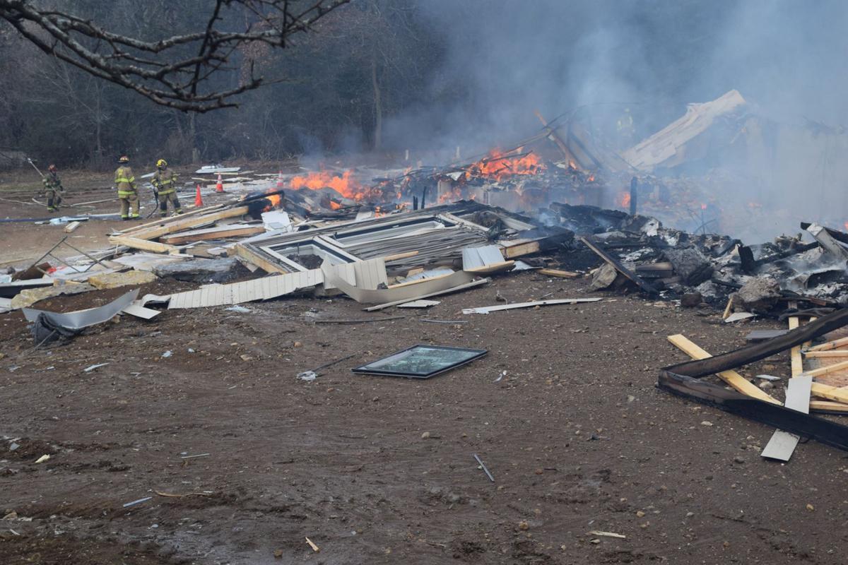 Lodi house explosion
