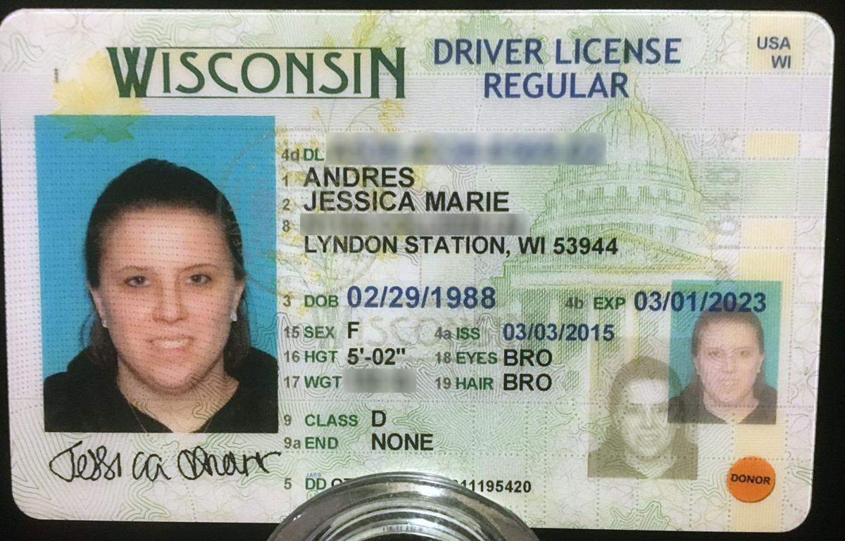 where to find issue date on drivers license wisconsin