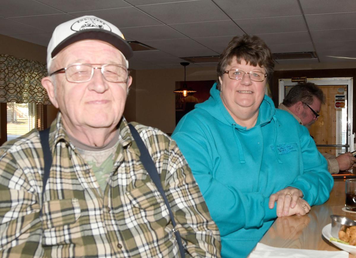 Bill and Sue Dost