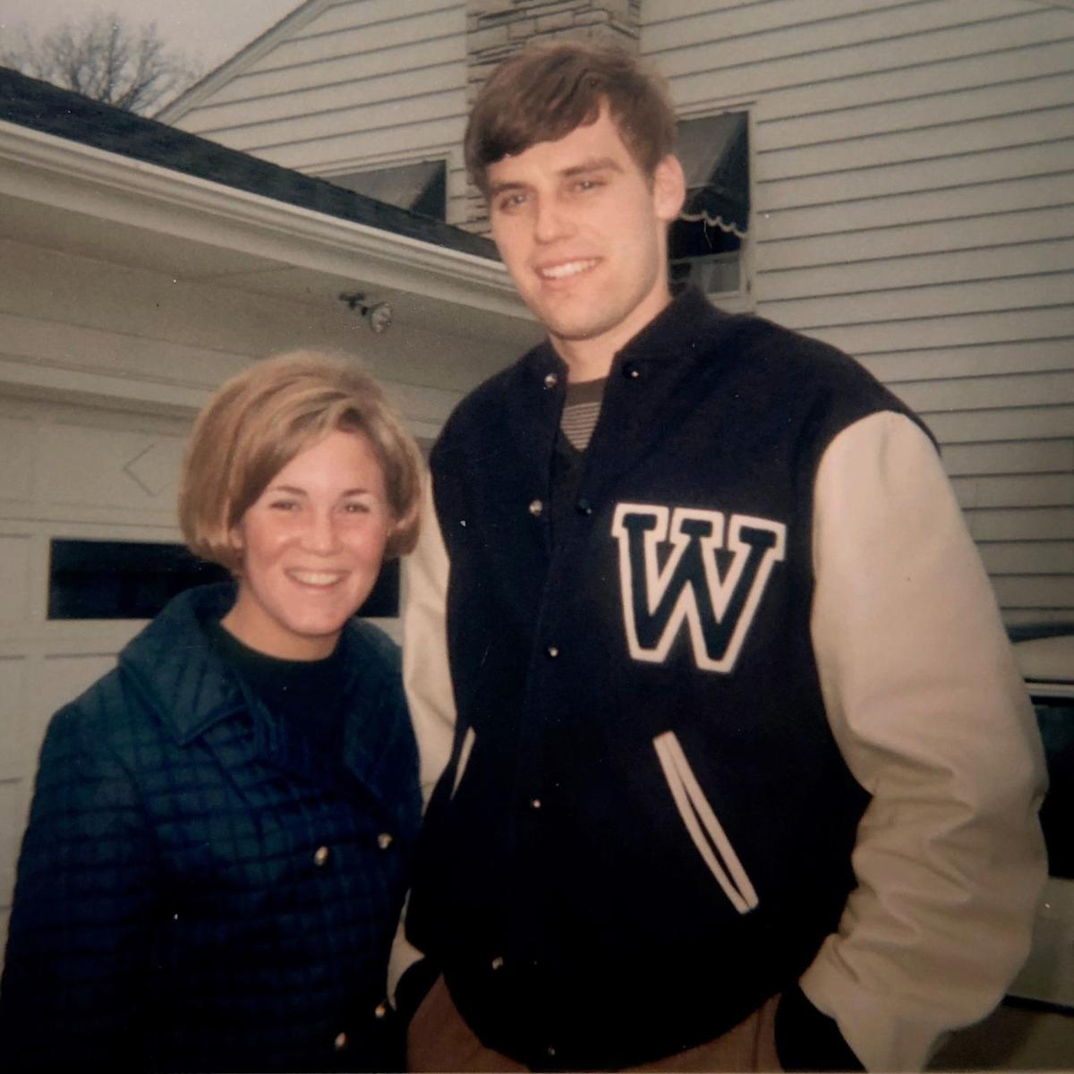 Mark and Sue Wilke (then)