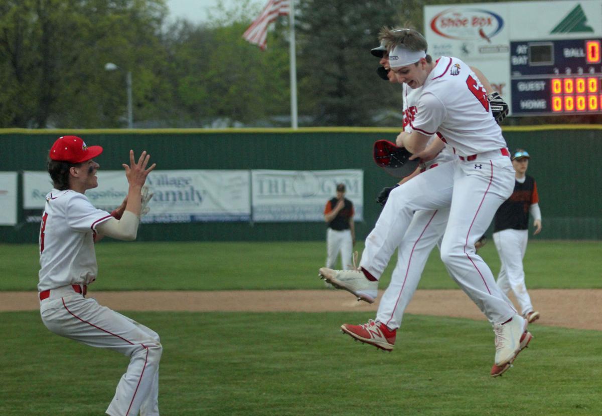 Sauk Prairie baseball