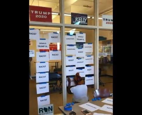 UW-Madison College Republicans Office