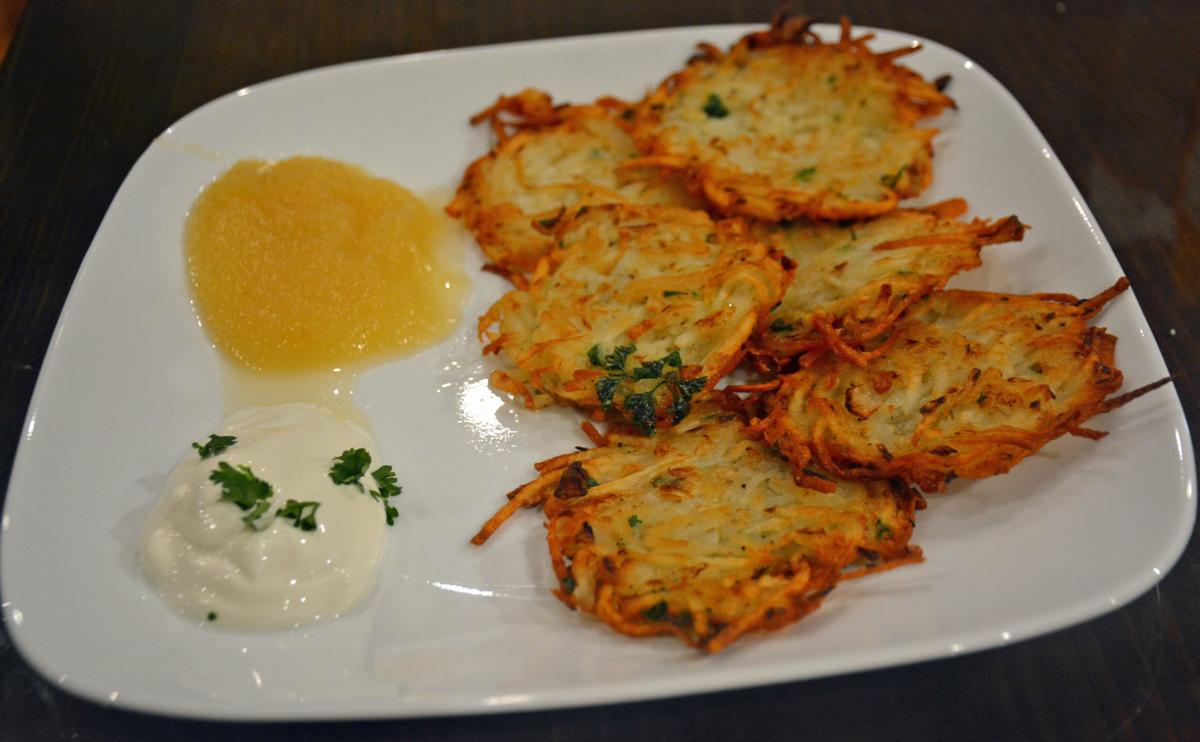 Potato pancakes 4