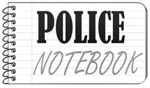 Police notebook graphic (Sauk)