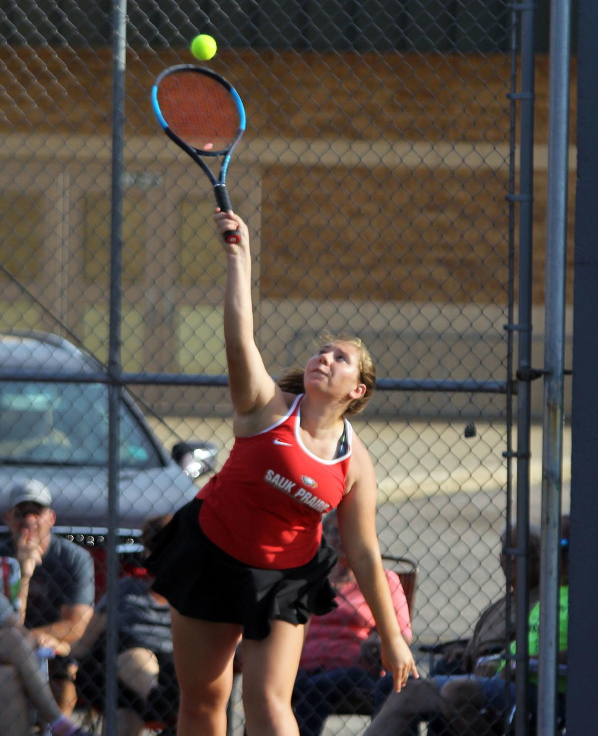 Sauk Prairie tennis
