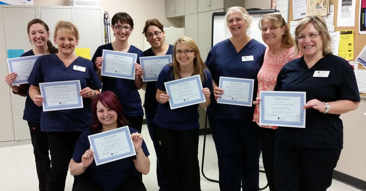 Cna Boot Camp Offered At Mptc Area Business Wiscnews