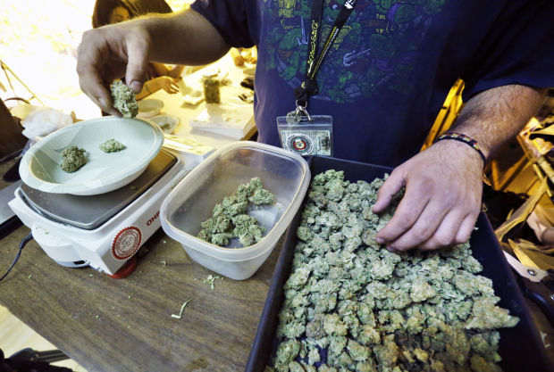 Editorial Marijuana May Be Legal In Illinois But Not So In