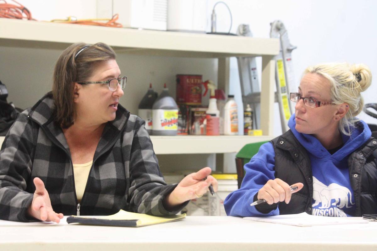 Dianne and Jenny speak