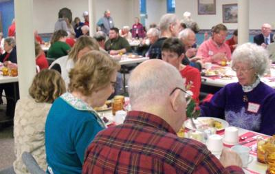 Free Christmas Dinner.Free Christmas Dinner At Portage Presbyterian Church Open To