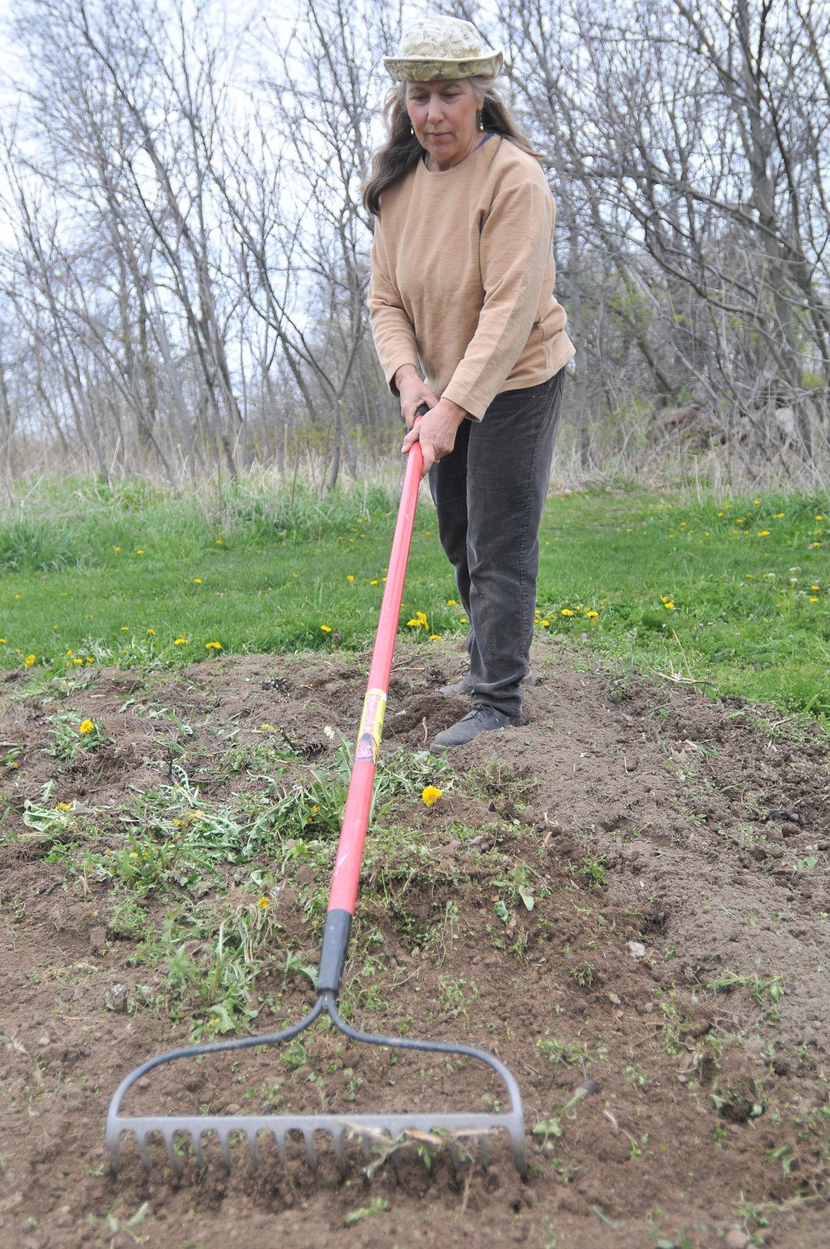 Small farm has big ideas for grant