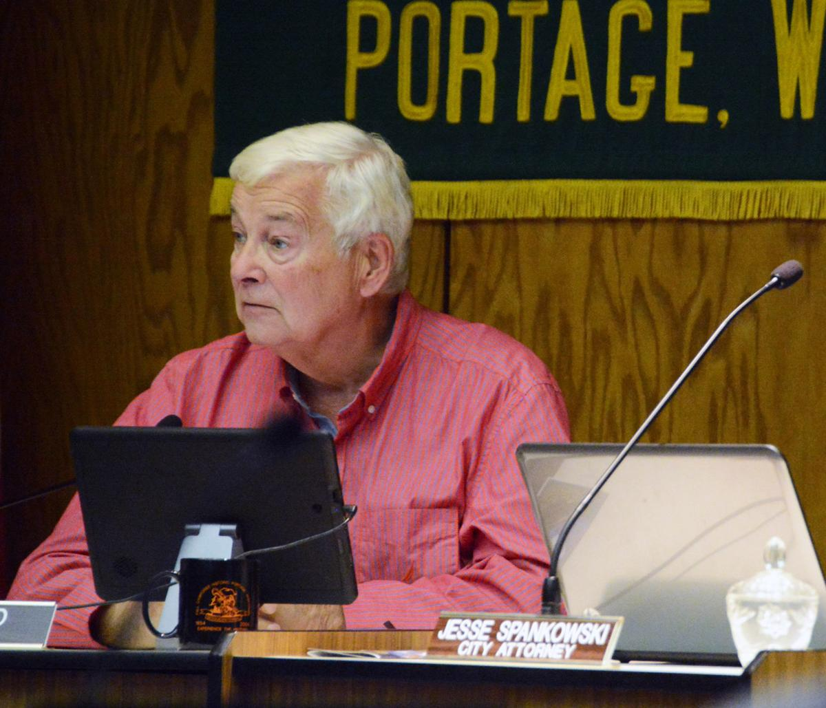 Portage Mayor Rick Dodd