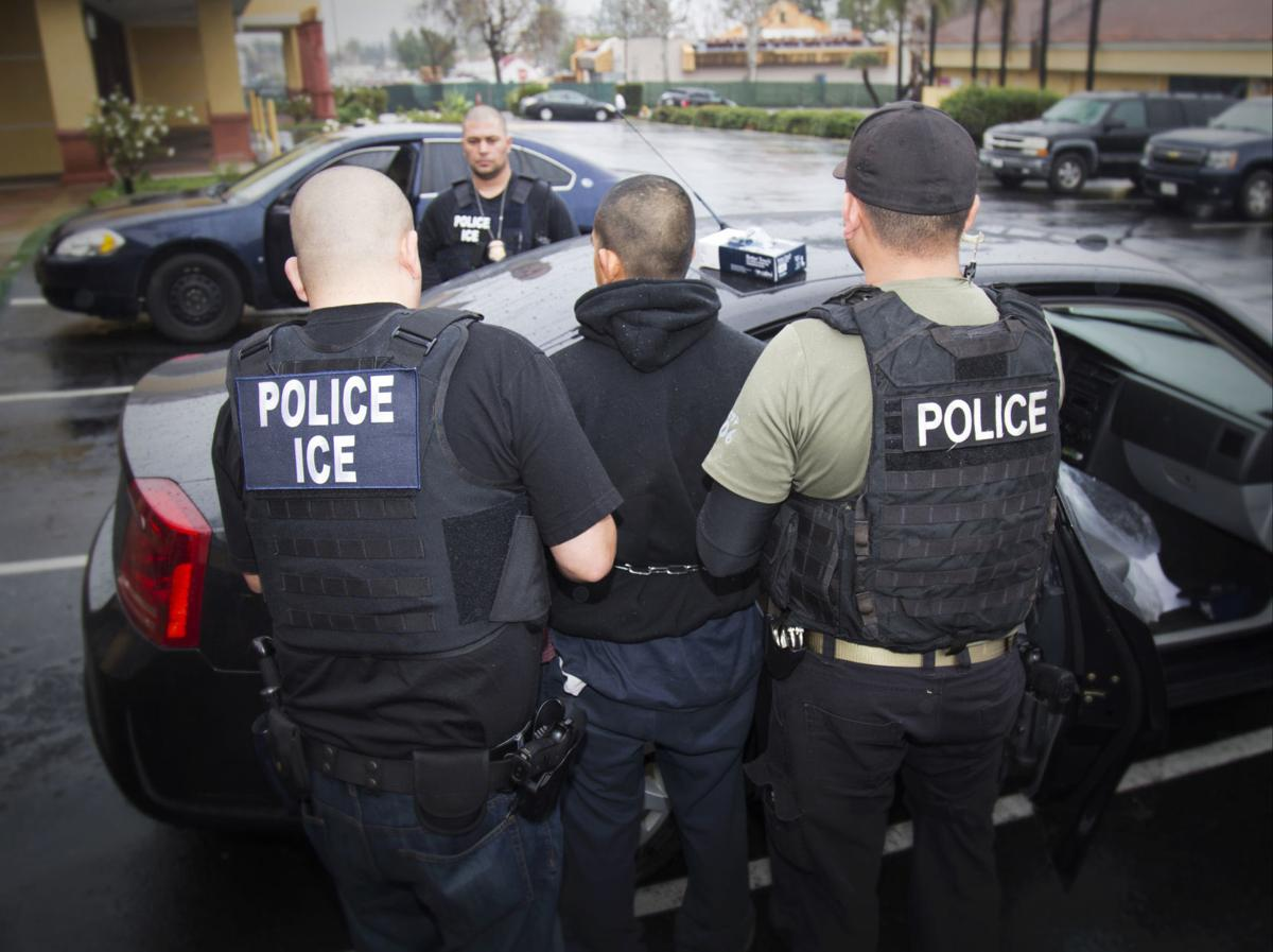 IN DEPTH: Local law enforcement seeks communication with federal  immigration officials | Regional news | wiscnews.com