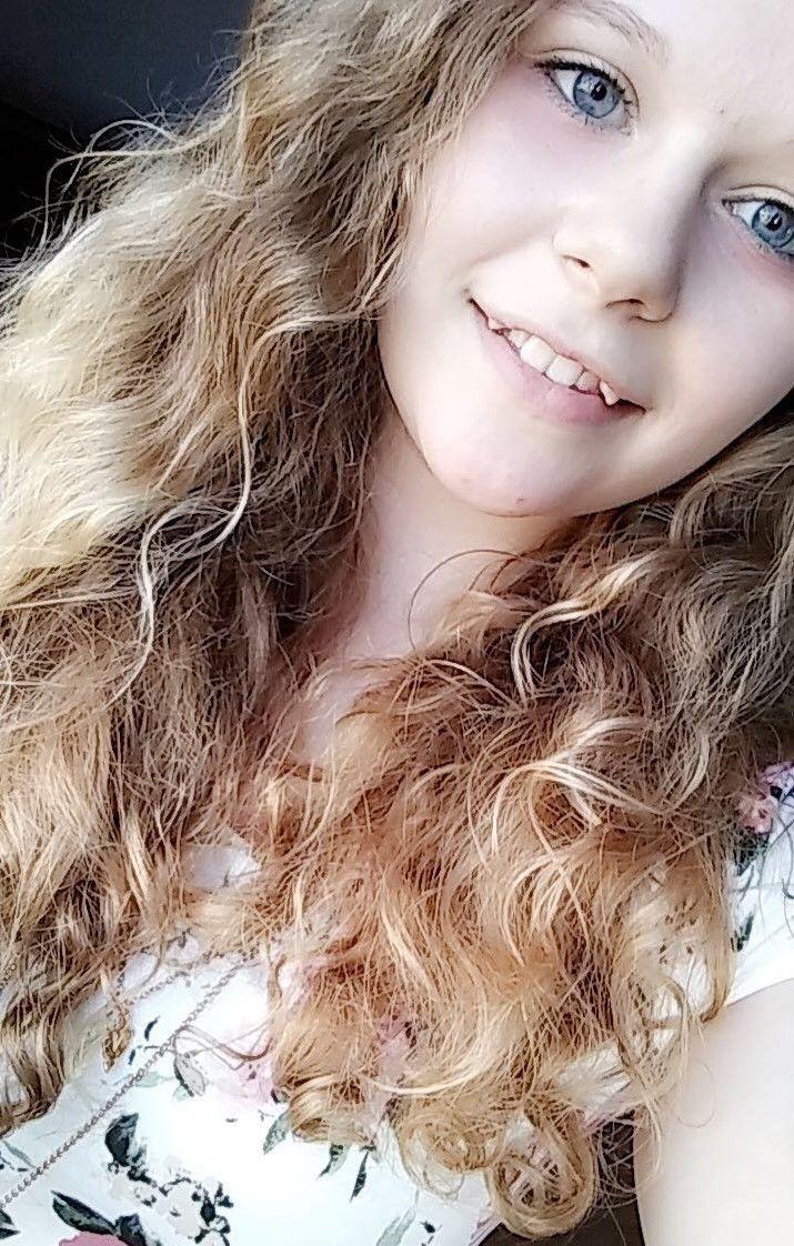 Sierra Prater, 17, Wisconsin Dells