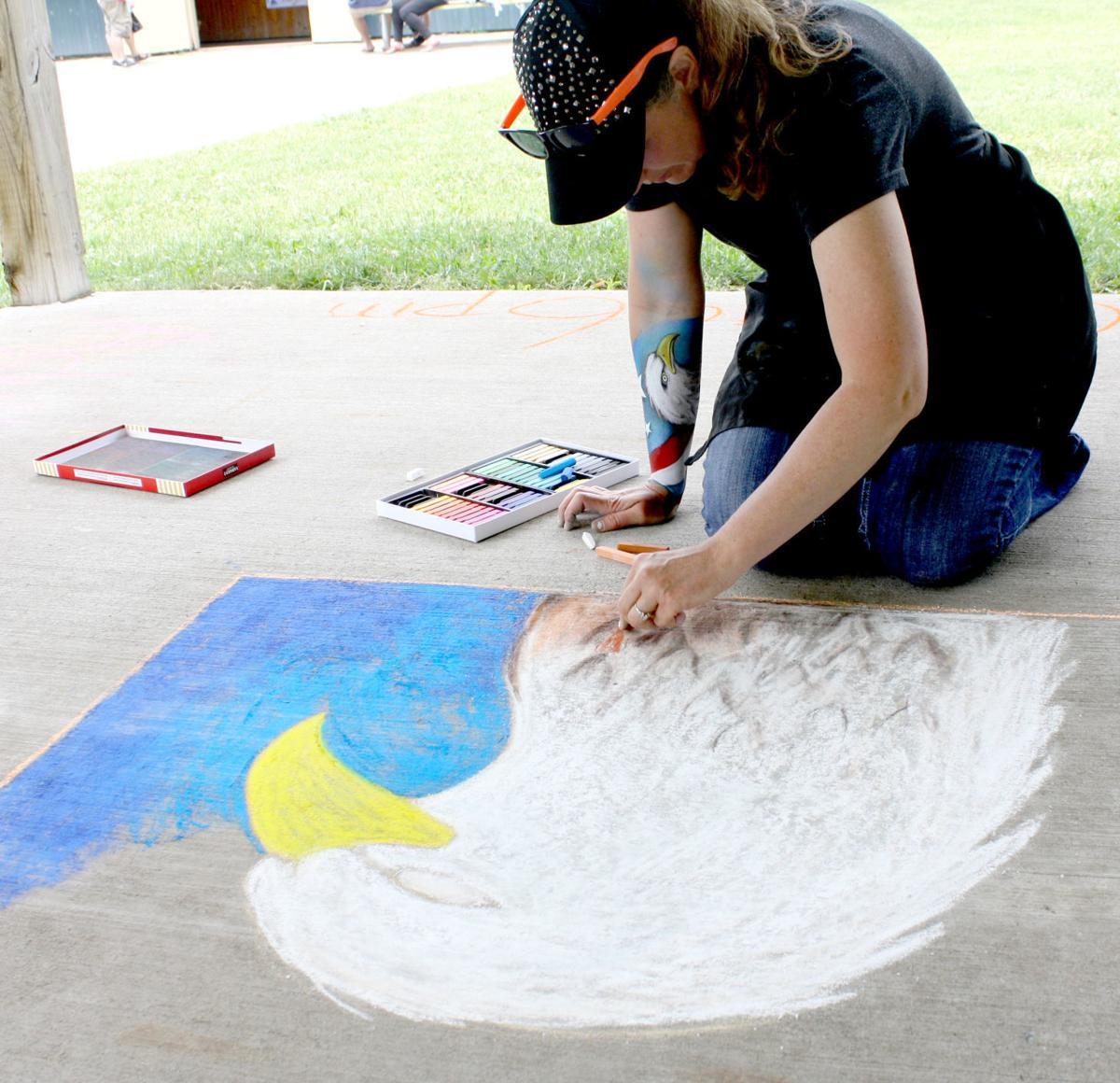 JSMF chalk art heron (copy)