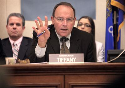 Sen. Tom Tiffany, R-Hazelhurst