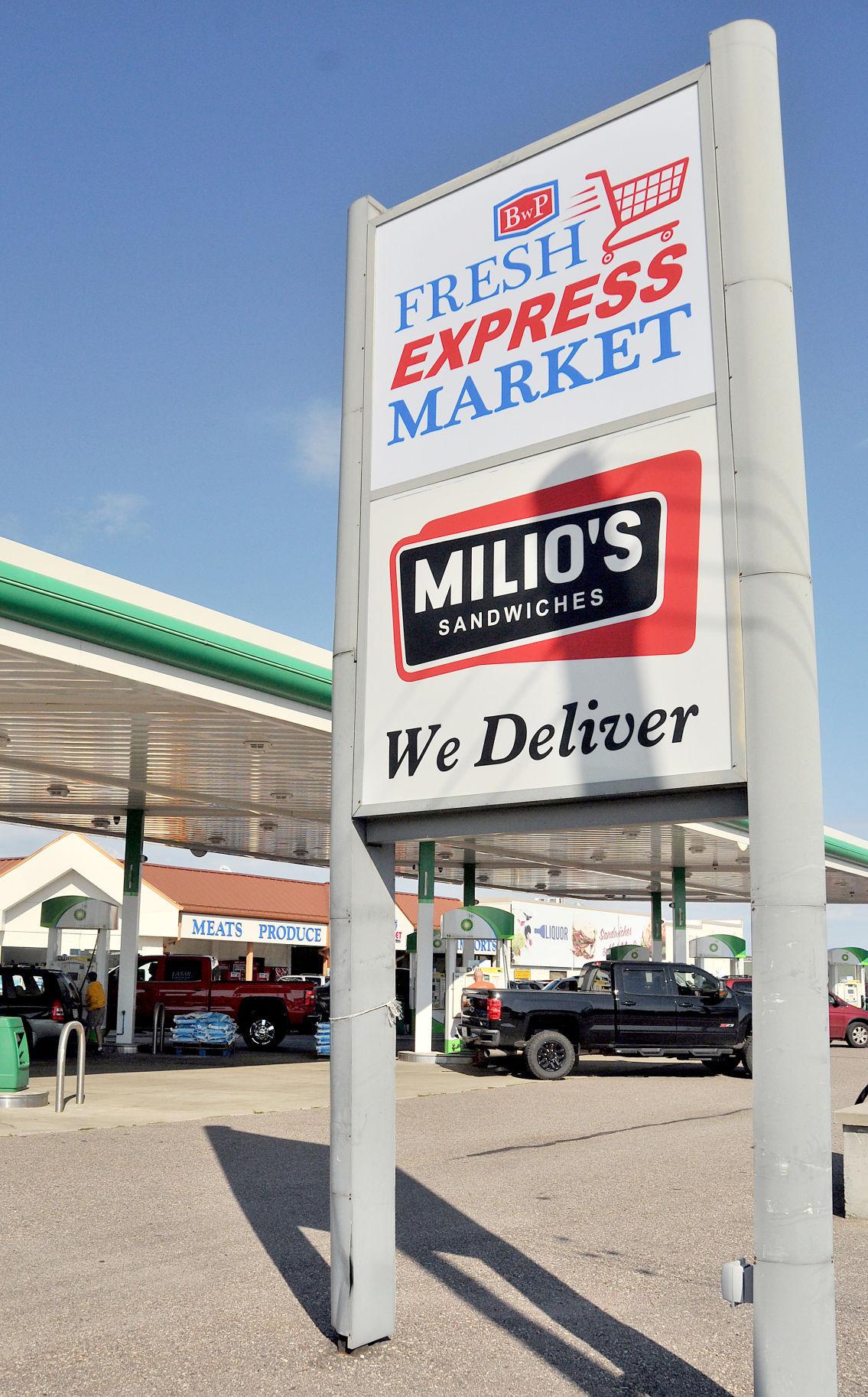Fresh Express Market