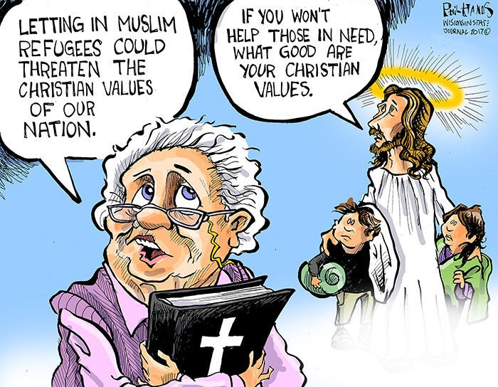 Hands On Wisconsin What Would Jesus Do With Refugees