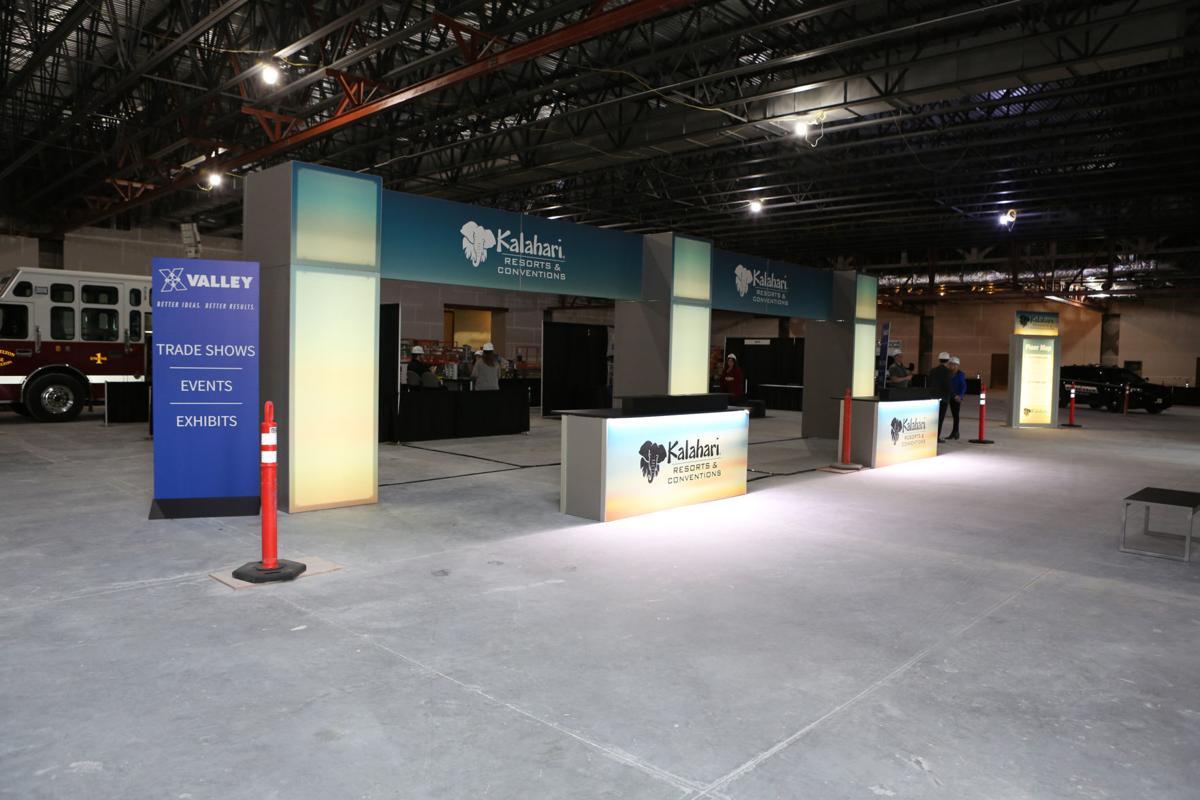 Kalahari convention center nearing completion | Regional