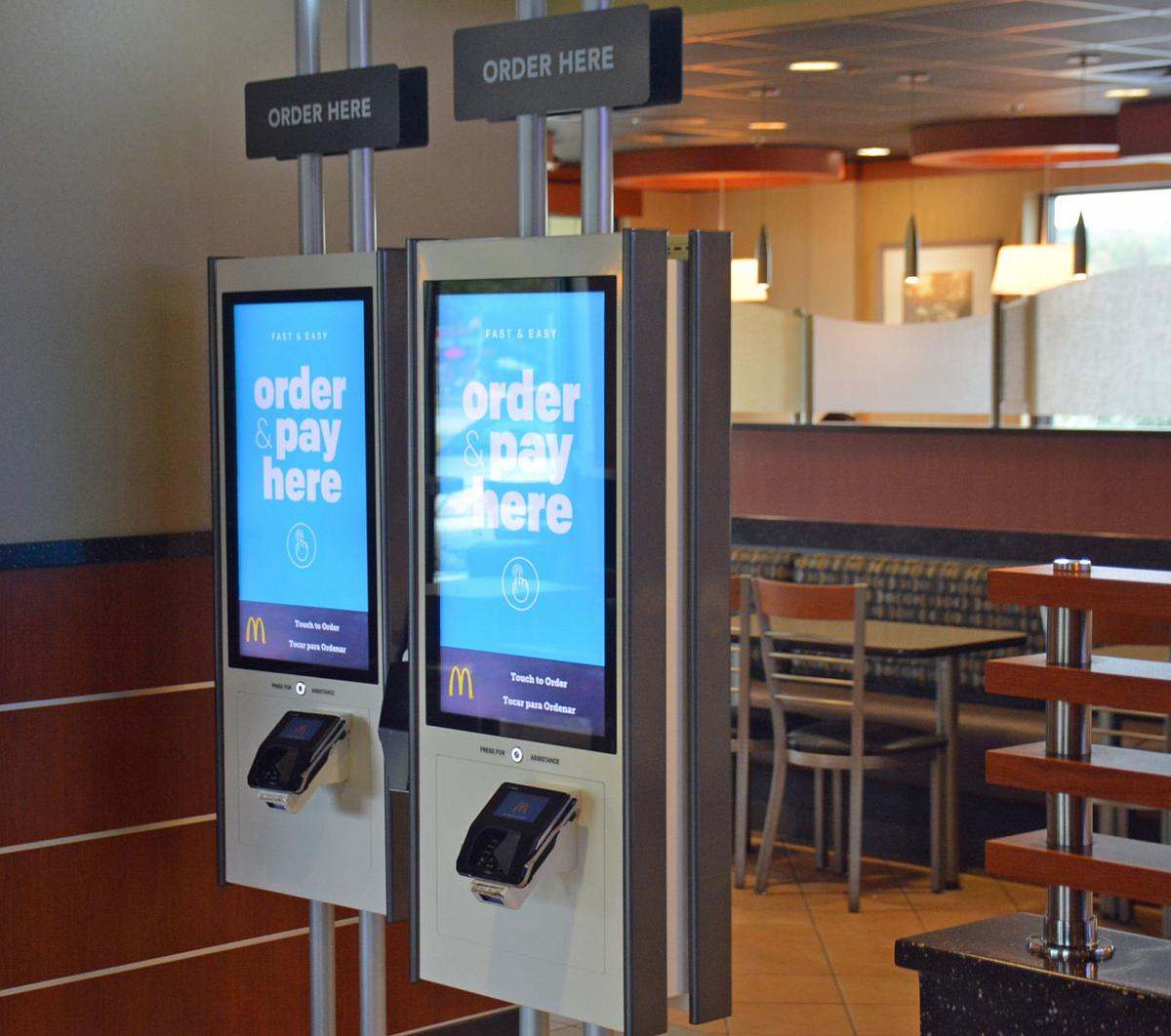 Automated kiosks