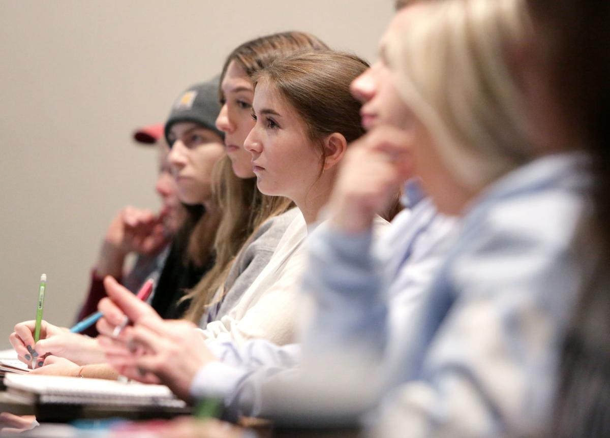 UW-Madison classroom