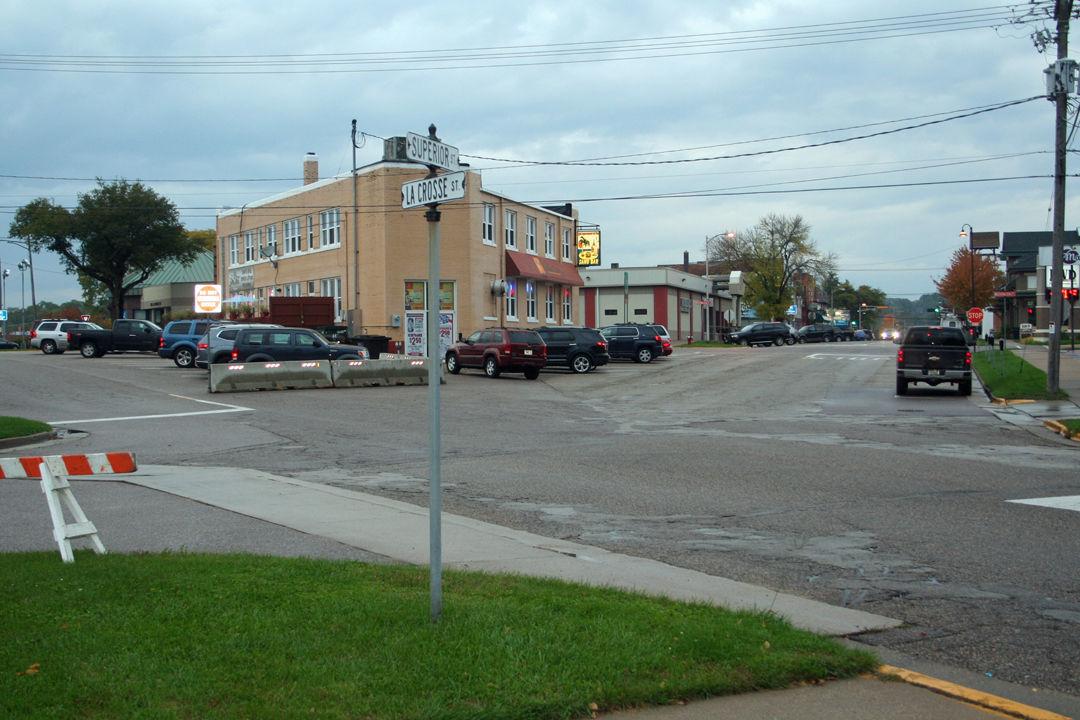 Superior La Crosse intersection