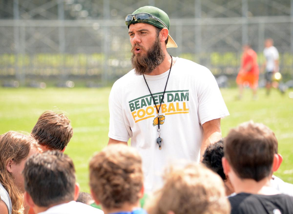 FOOTBALL: Brock Linde named interim head coach at Beaver Dam | Football |  wiscnews.com