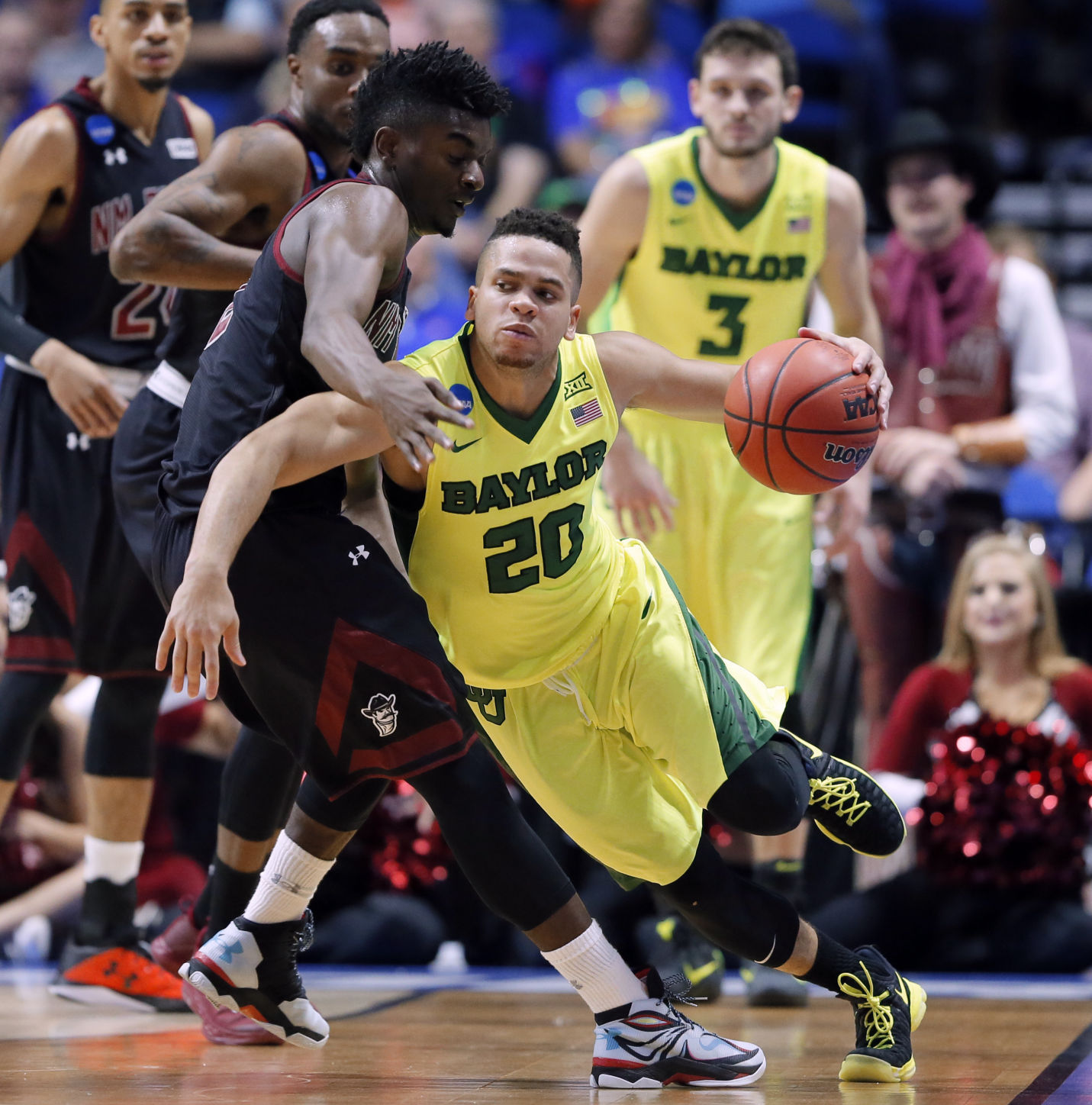 Badgers draw Baylor in Hall of Fame Classic